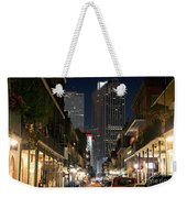 French Quarter New Orleans Louisiana Weekender Tote Bag