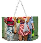 French Quarter - Party Time Weekender Tote Bag