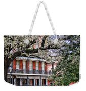 French Quarter Spring Weekender Tote Bag