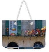 French Quarter Stroll 2 - New Orleans Weekender Tote Bag