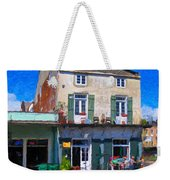 French Quarter Stroll New Orleans Weekender Tote Bag