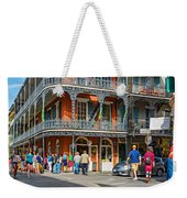 French Quarter Wandering 3 Weekender Tote Bag