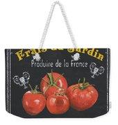 French Vegetables 1 Weekender Tote Bag