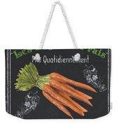 French Vegetables 4 Weekender Tote Bag by Debbie DeWitt