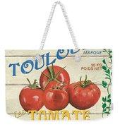 French Veggie Sign 3 Weekender Tote Bag