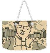 Frenchman Weekender Tote Bag