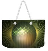 Frequency Modulation Weekender Tote Bag