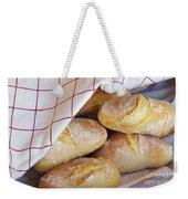 Fresh Bread Weekender Tote Bag