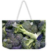 Fresh Broccoli Weekender Tote Bag