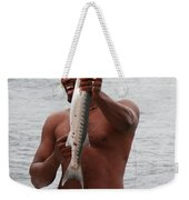 Fresh Catch Of Fish Castries St. Lucia Weekender Tote Bag