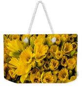 Fresh Daffodils  Weekender Tote Bag