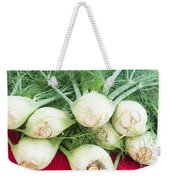 Fresh Fennel At The Market Weekender Tote Bag