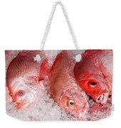 Fresh Fish 05 Weekender Tote Bag