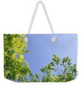 Fresh Foliage Weekender Tote Bag