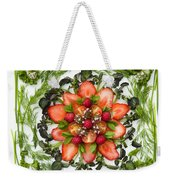 Fresh Fruit Salad Weekender Tote Bag