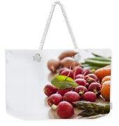 Fresh Garden Vegetables Weekender Tote Bag