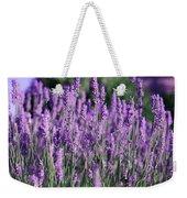 Fresh Lavender  Weekender Tote Bag