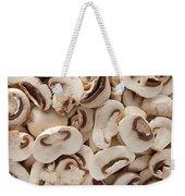 Fresh Mushrooms Weekender Tote Bag