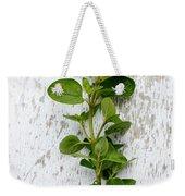 Fresh Oregano Weekender Tote Bag