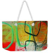 Fresh Paint #3 Weekender Tote Bag
