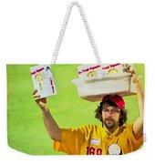 Fresh Popcorn Weekender Tote Bag
