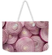 Fresh Red Onion Weekender Tote Bag