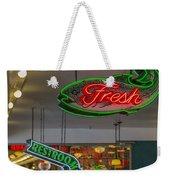 Fresh Restrooms Weekender Tote Bag