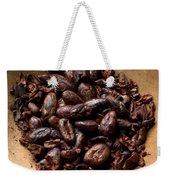 Fresh Roasted Cocoa Beans - Nibs Weekender Tote Bag