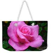 Fresh Sweet Surrender Rose Weekender Tote Bag