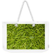 Fresh Vegetable Triptych Weekender Tote Bag