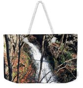 Fresh Water Streams Around Poconos Pa America Usa  Weekender Tote Bag