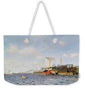 Fresh Wind On The Volga Weekender Tote Bag by Isaak Ilyich Levitan