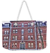 Freshman Dormitory-harvard University V2 Weekender Tote Bag