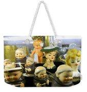 Friars And Ladies Weekender Tote Bag
