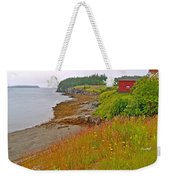 Friar's Bay By Campobello Island-nb Weekender Tote Bag