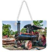 Frick Steam Tractor Weekender Tote Bag