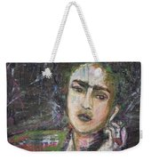 Frida Y Cigarrillos Weekender Tote Bag
