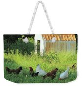 Fried Chicken Weekender Tote Bag