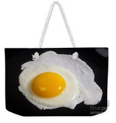 Fried Egg Weekender Tote Bag