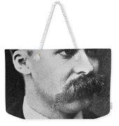 Friedrich Wilhelm Nietzsche Weekender Tote Bag