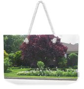 Friendly Green Gardens Of Cherryhill Nj America       Weekender Tote Bag