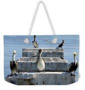 Pelican Friends Weekender Tote Bag