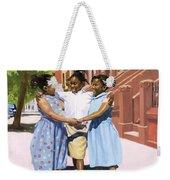 Friends Weekender Tote Bag by Colin Bootman