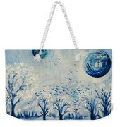 Friendships Gaze Weekender Tote Bag