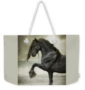 Friesian Surf  Weekender Tote Bag
