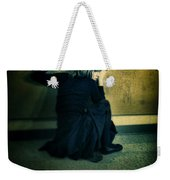 Frightened Woman Weekender Tote Bag by Jill Battaglia