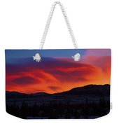 Frisco Sunrise Weekender Tote Bag