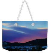 Frisco Twilight Weekender Tote Bag