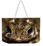 Frog 2 Weekender Tote Bag by Optical Playground By MP Ray