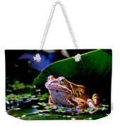 Frog 2 Weekender Tote Bag